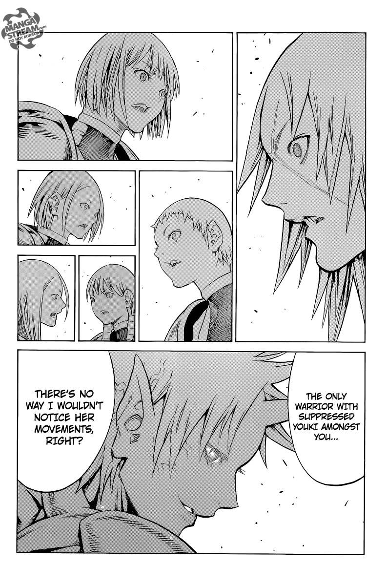 Claymore, Chapter 147 image 020