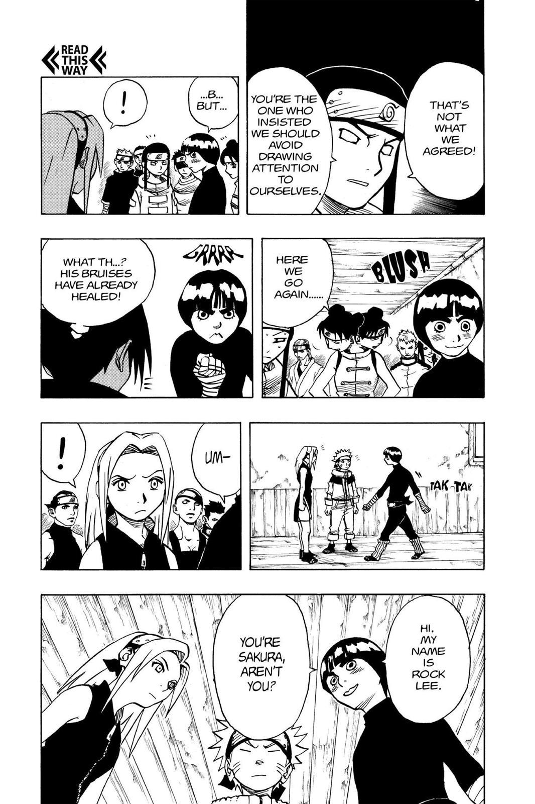 Naruto, Chapter 36 image 015