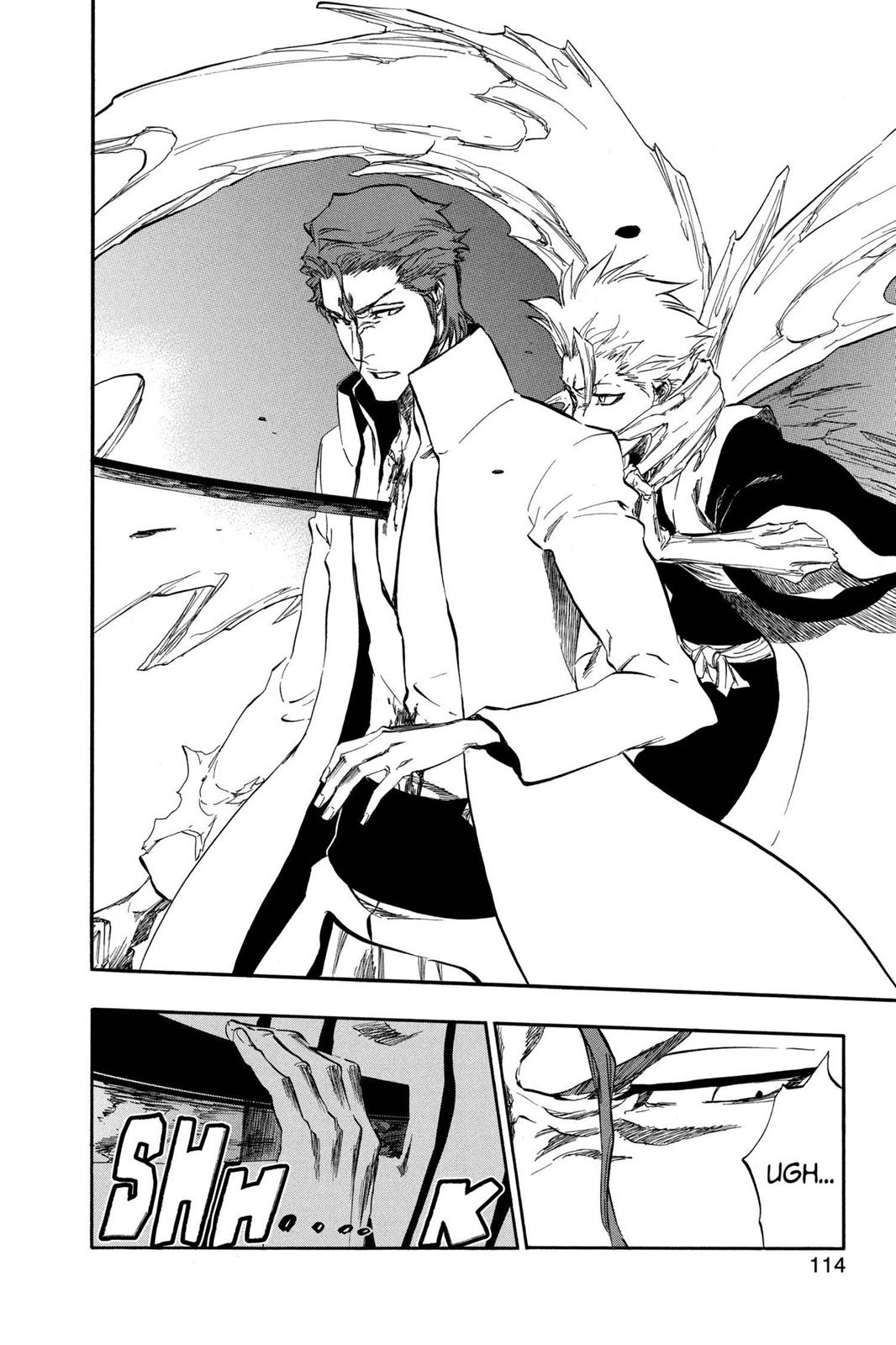 Bleach, Chapter 392 image 002