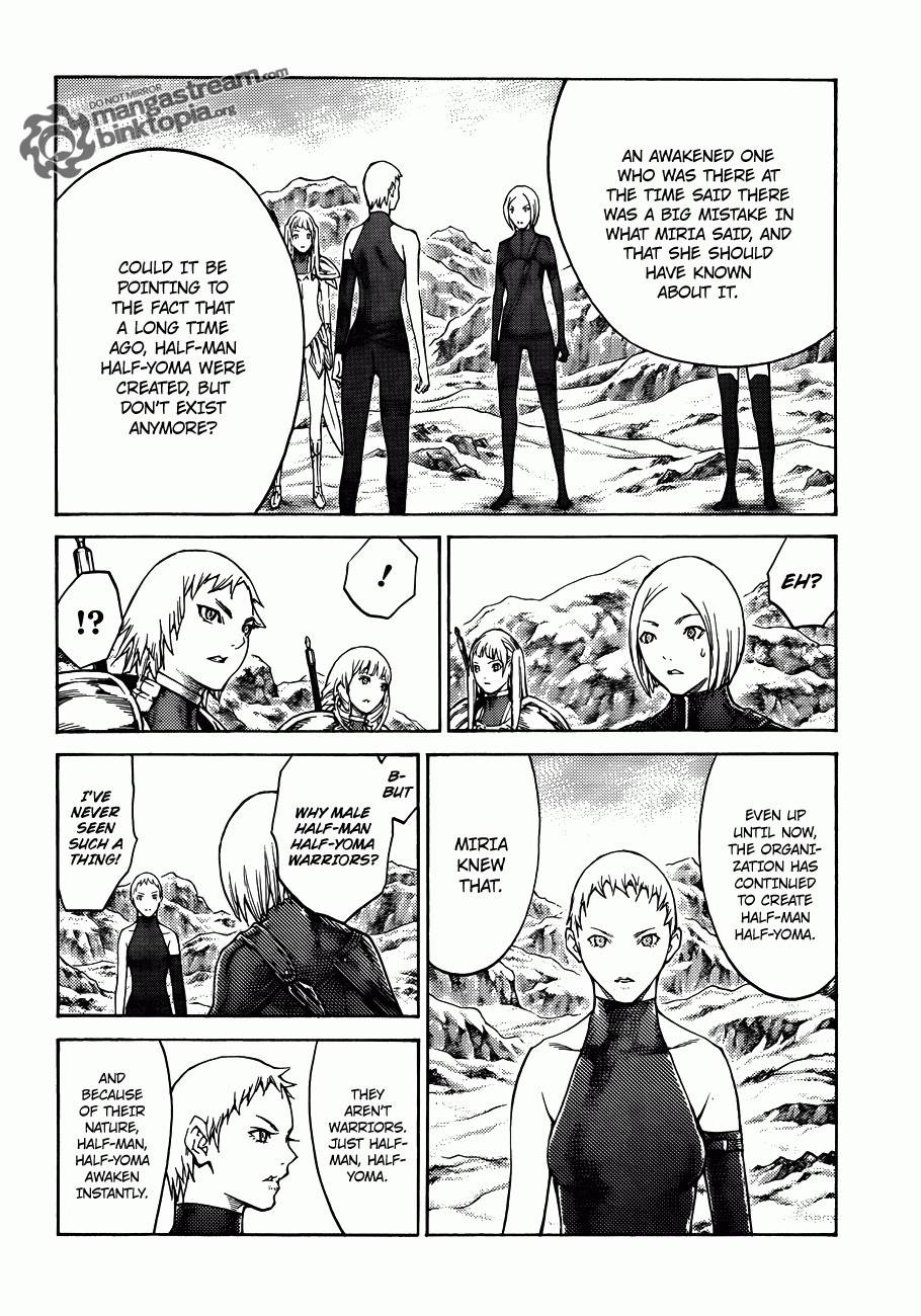Claymore, Chapter 112 image 024