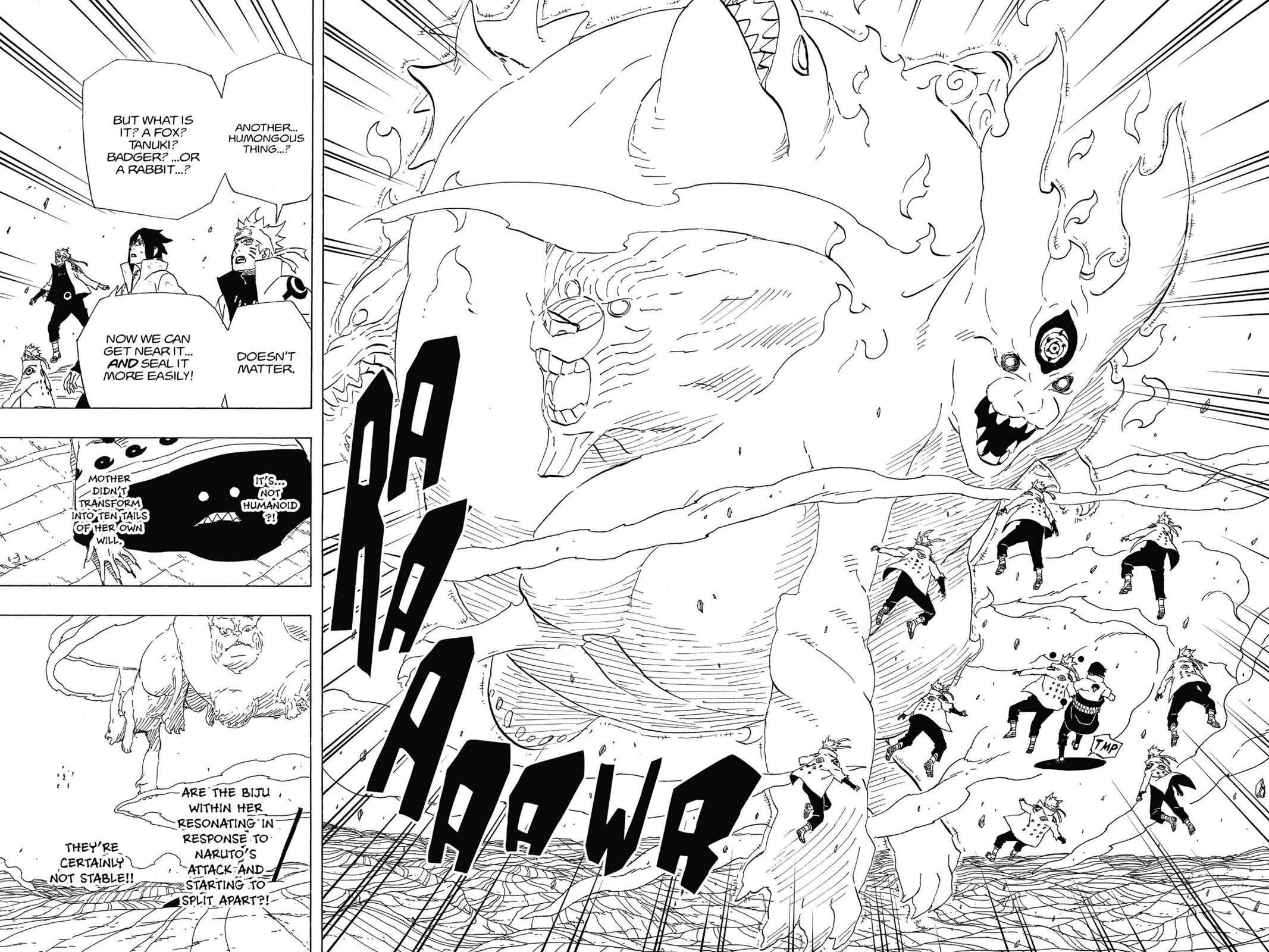 Naruto, Chapter 688 image 011
