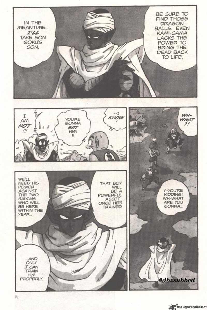 Dragon Ball, Chapter 205 image 005