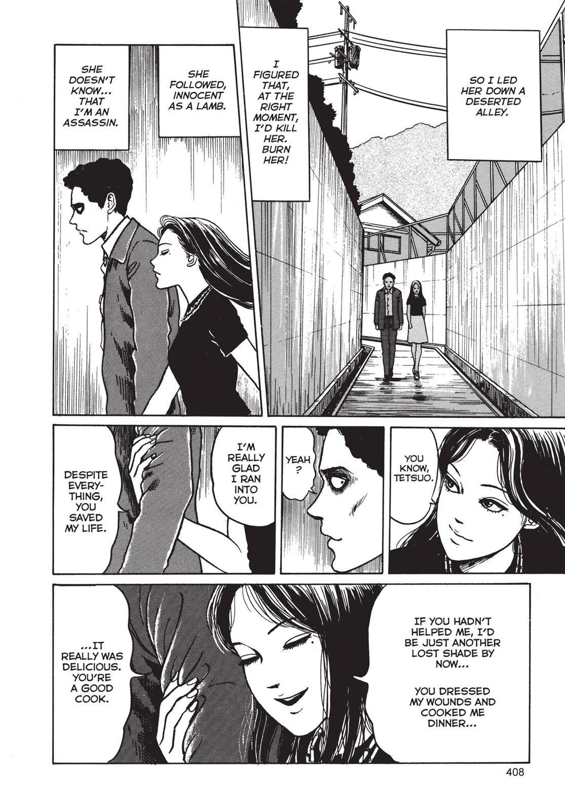 Tomie, Chapter 10 image 036