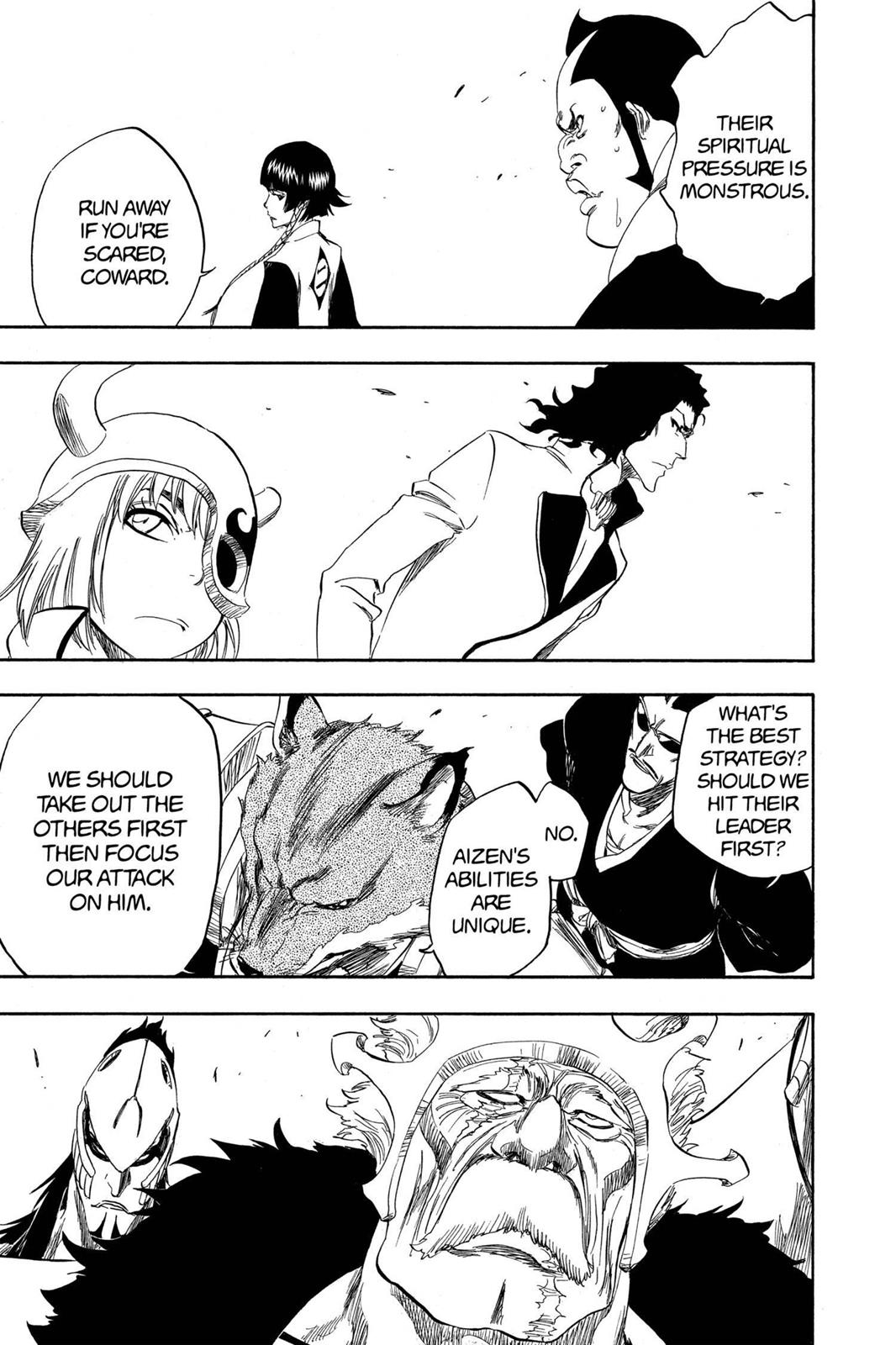 Bleach, Chapter 316 image 006