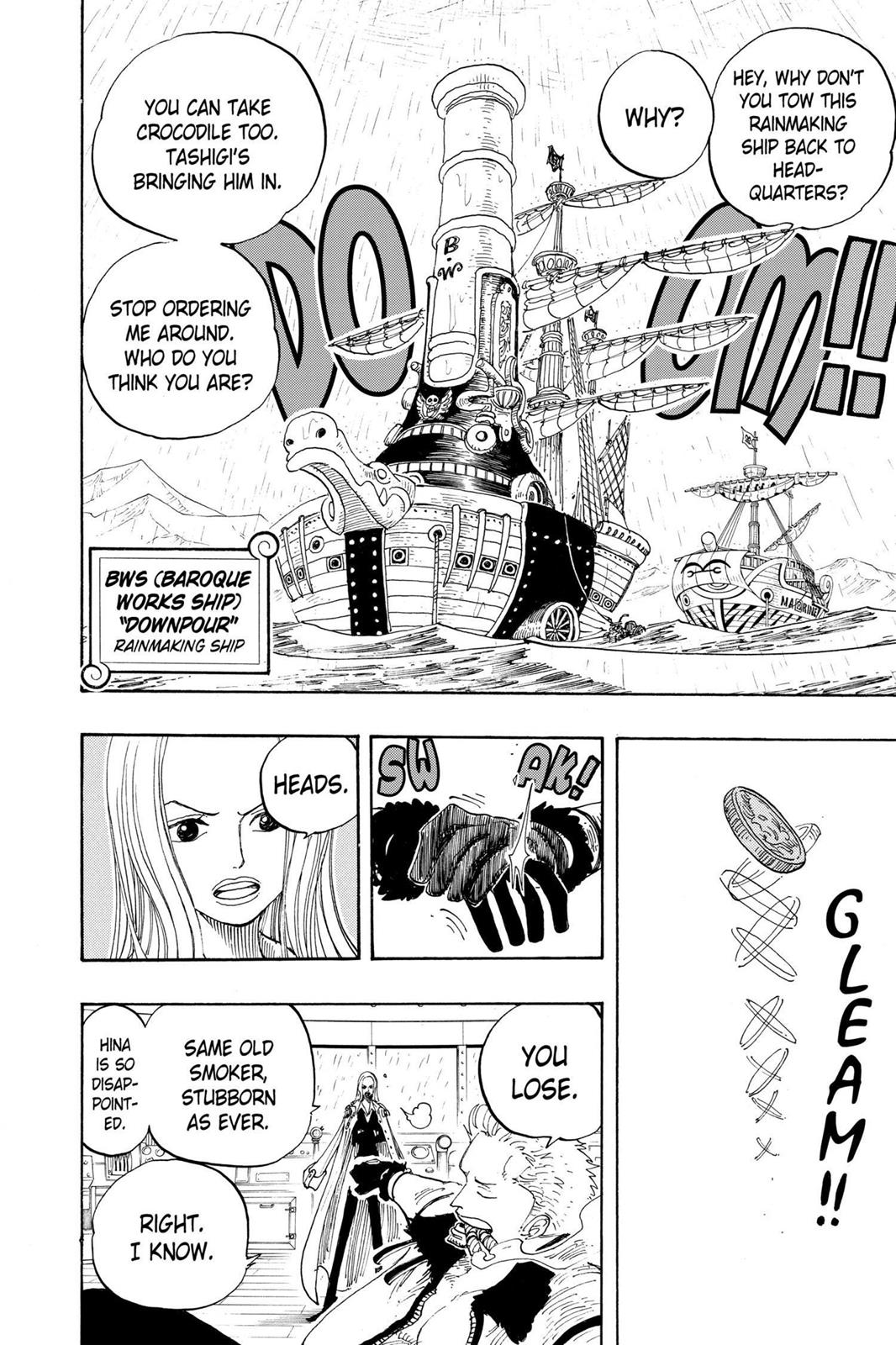 One Piece, Chapter 212 image 004