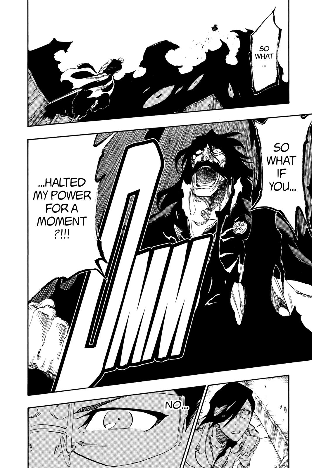 Bleach, Chapter 684 image 012