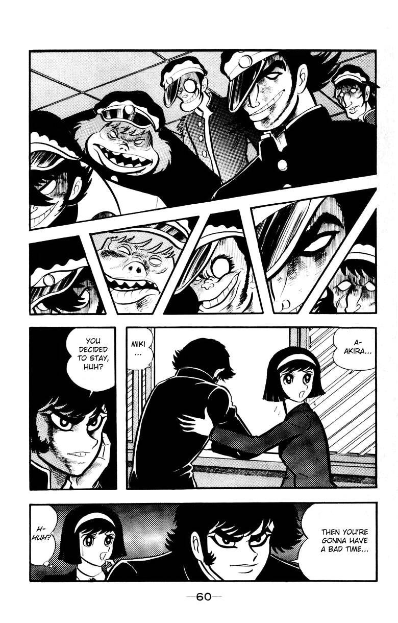 Devilman, Chapter 3 image 057