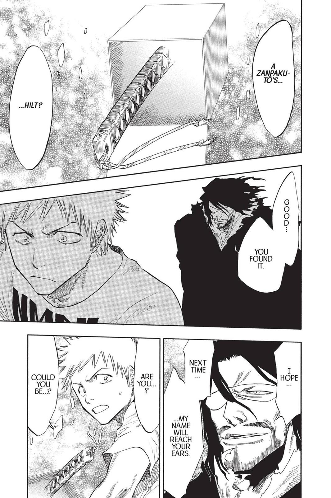 Bleach, Chapter 63 image 017