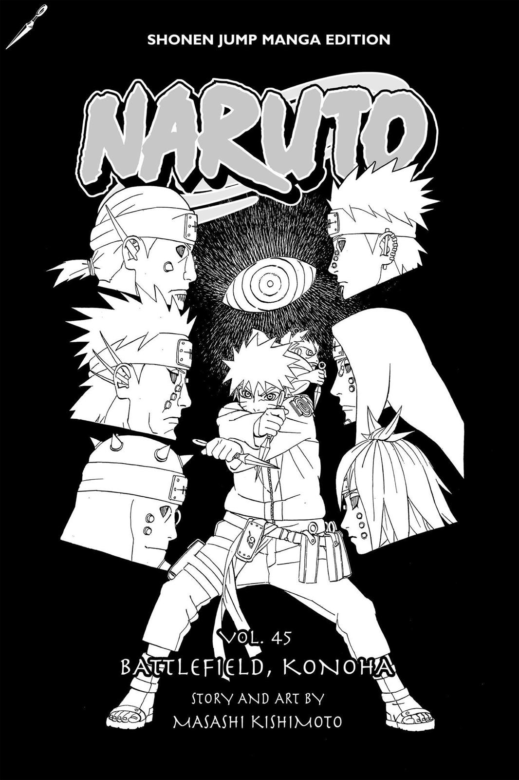Naruto, Chapter 413 image 004