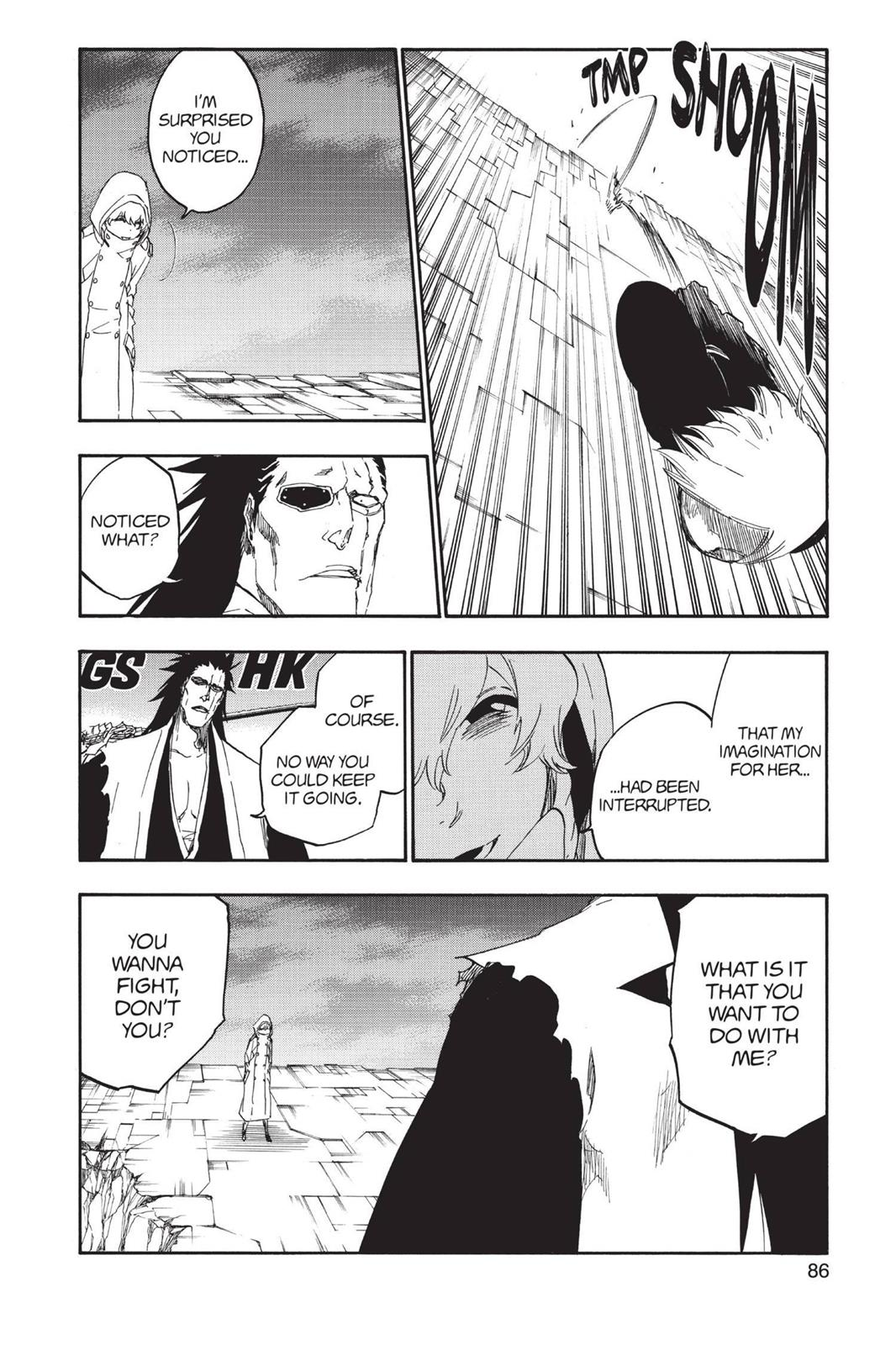 Bleach, Chapter 575 image 006
