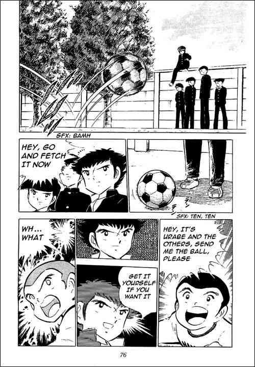 Captain Tsubasa, Chapter 52 image 030