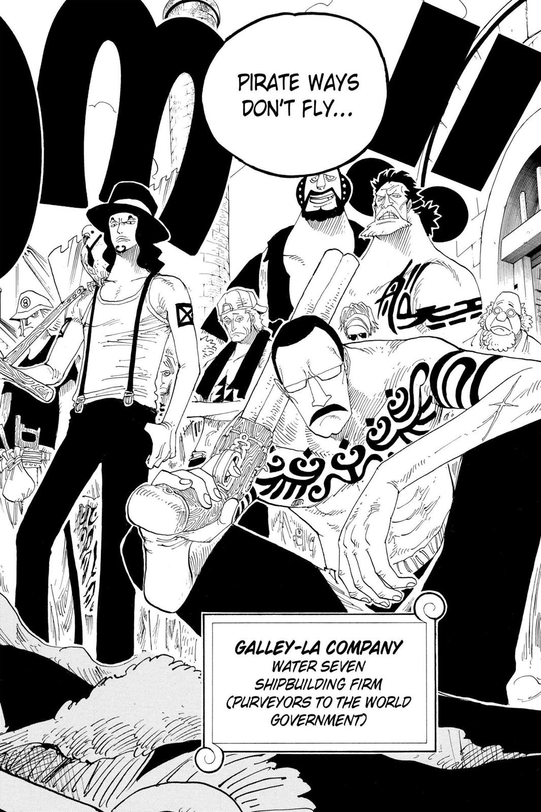 One Piece, Chapter 323 image 018