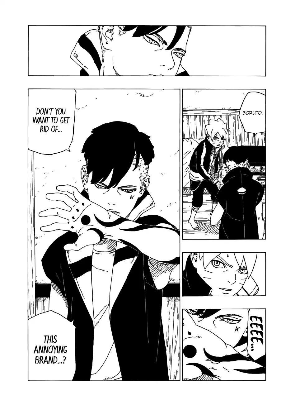 Boruto Manga, Chapter 27 image 034