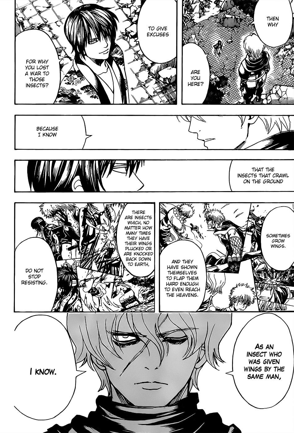 Gintama Chapter, 590 image 008