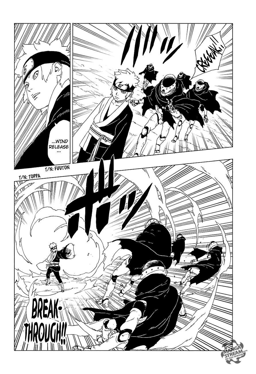 Boruto Manga, Chapter 19 image 021