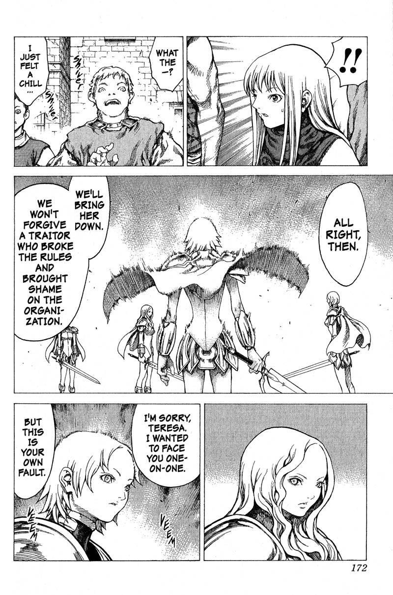 Claymore, Chapter 21 image 013