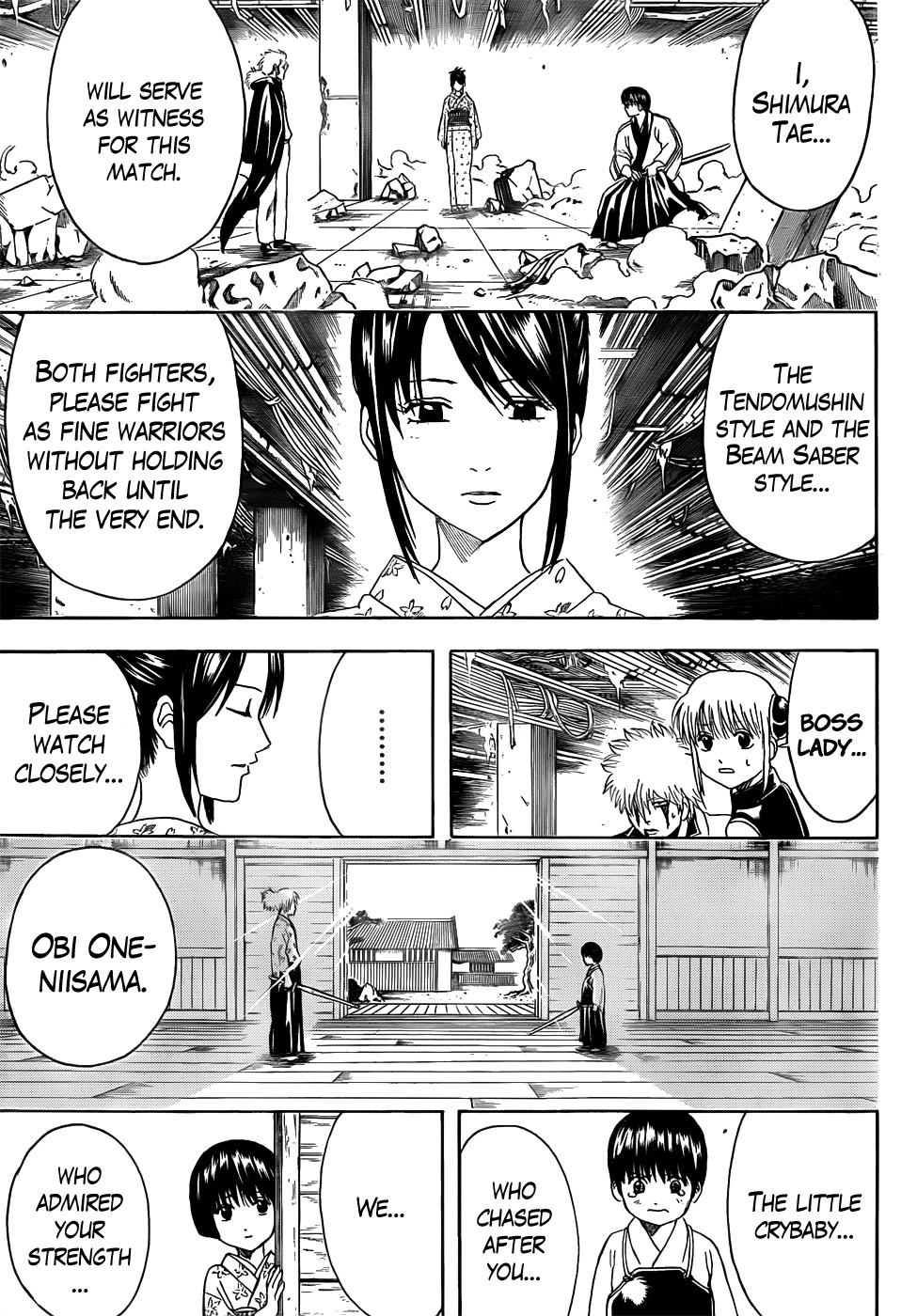 Gintama Chapter, 408 image 013