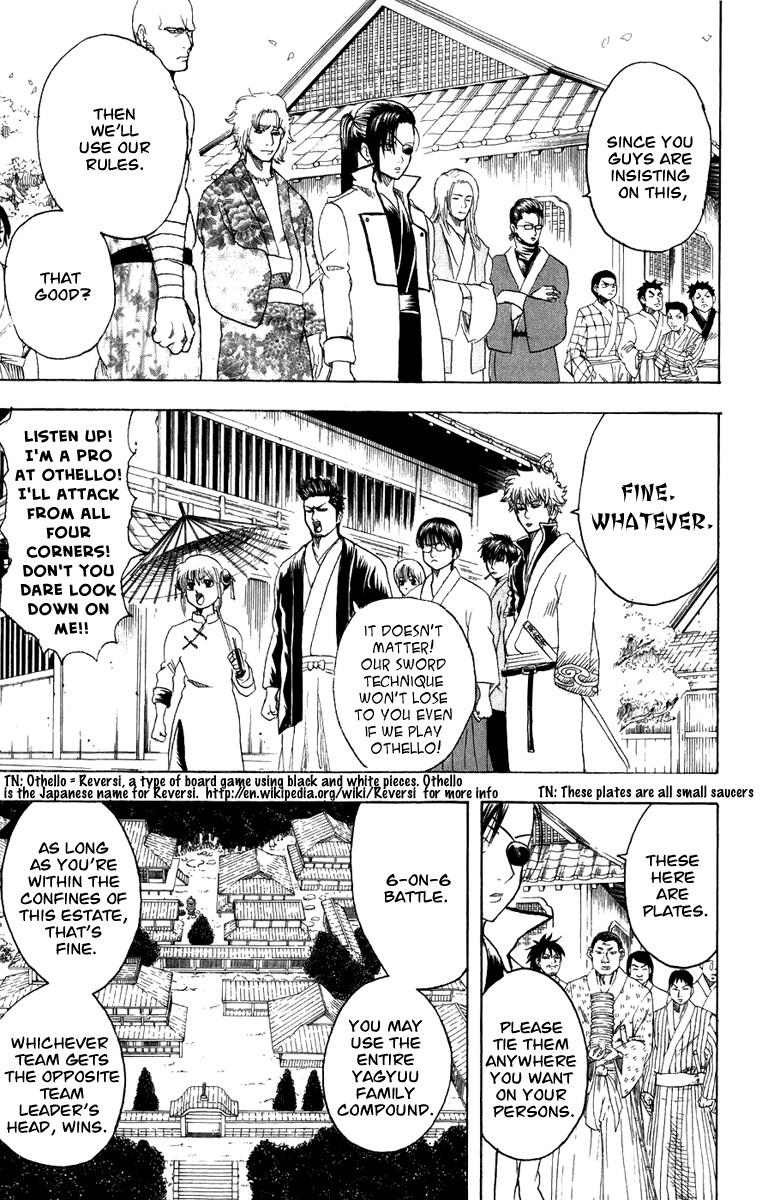 Gintama Chapter, 113 image 006
