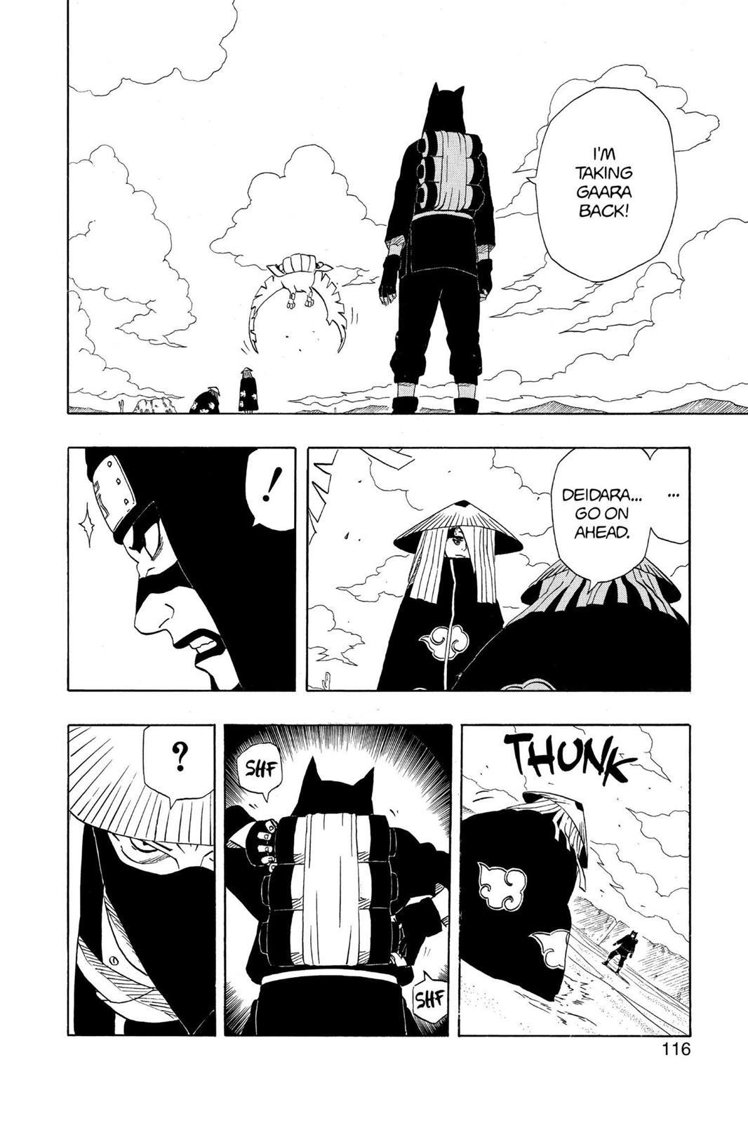 Naruto, Chapter 250 image 008