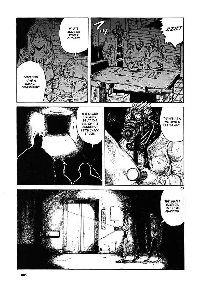 Dorohedoro, Chapter 9 image 021