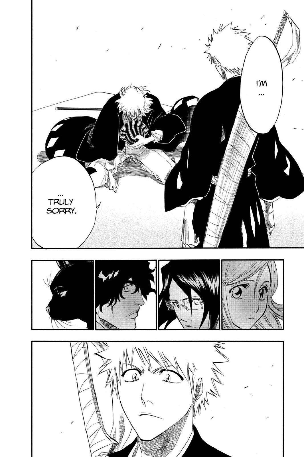 Bleach, Chapter 182 image 009