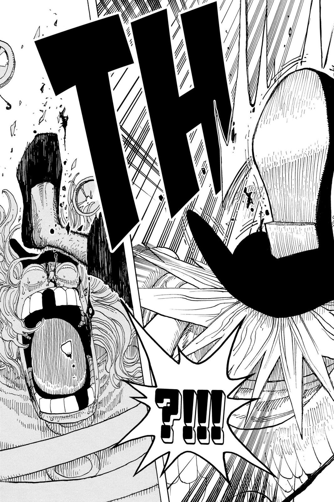 One Piece, Chapter 250 image 019