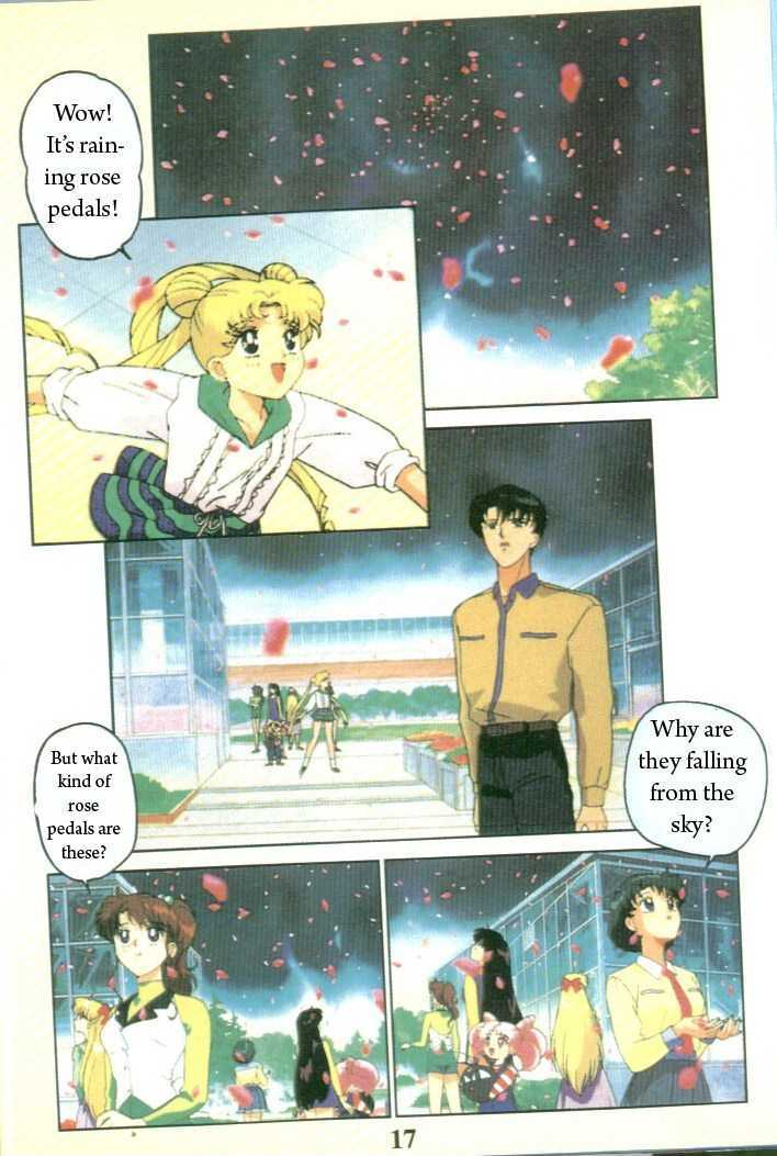 Sailor Moon, Cahpter 18 image 055