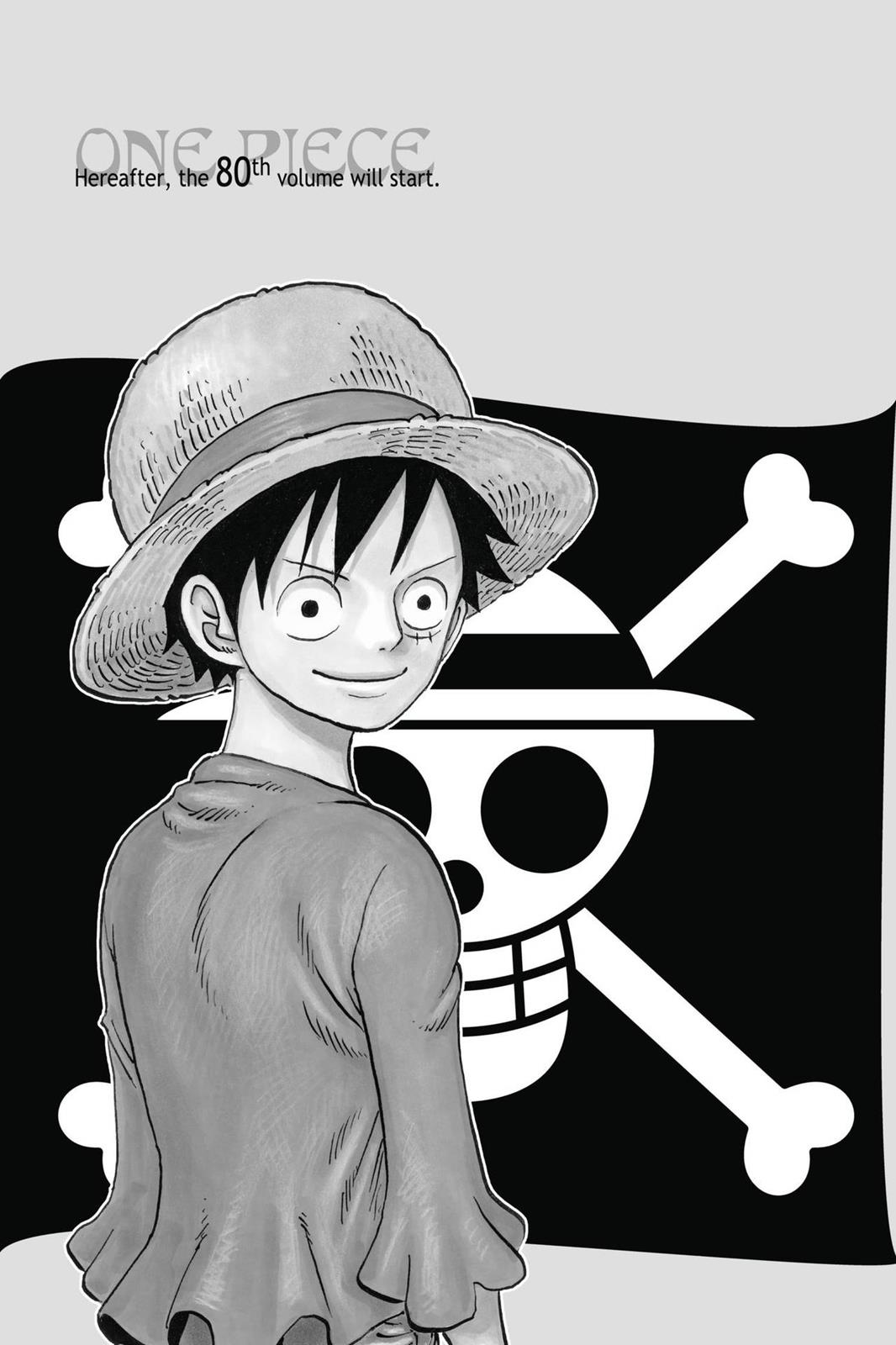 One Piece, Chapter 796 image 007