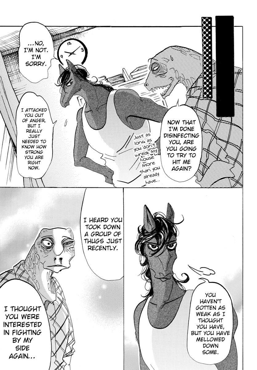 Beastars Manga, Chapter 112 image 015