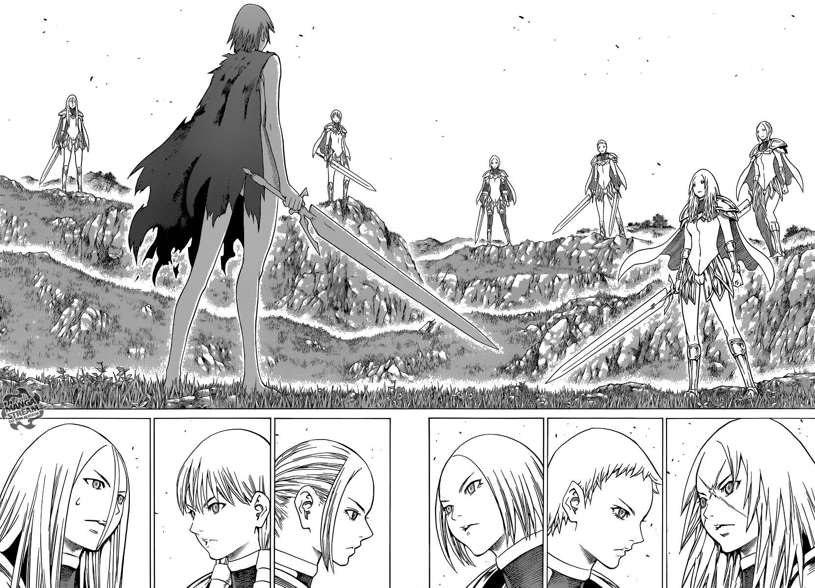 Claymore, Chapter 144 image 026