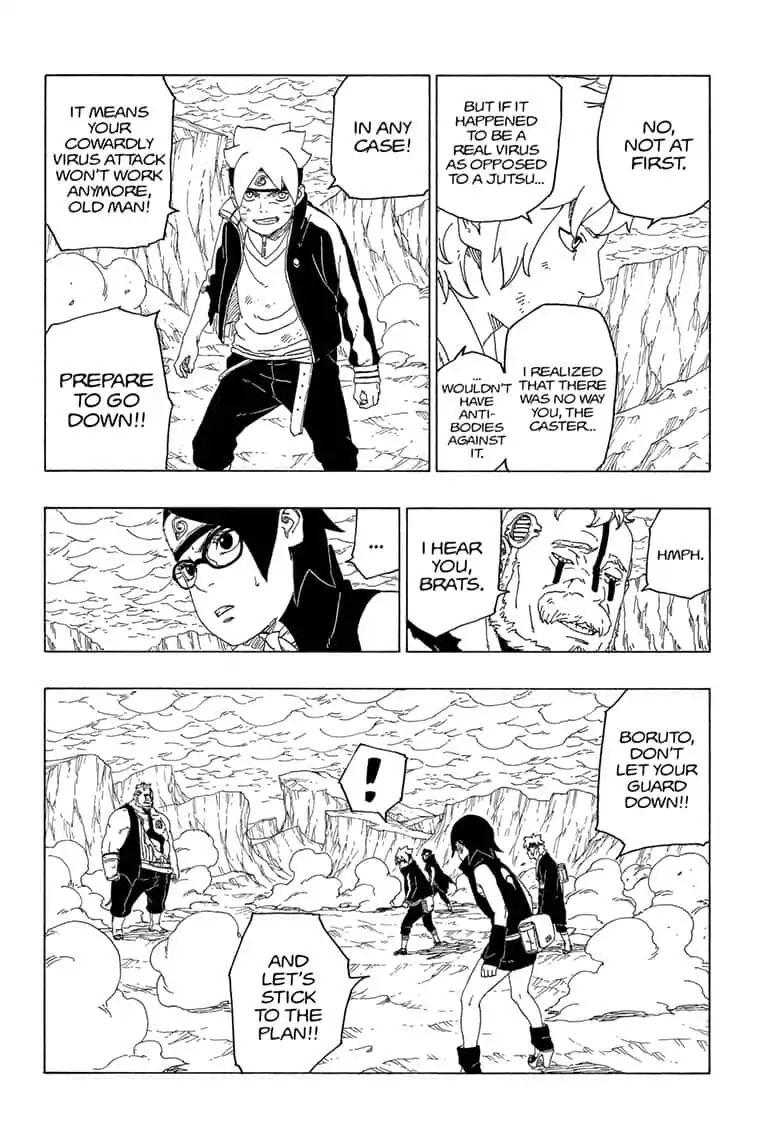 Boruto Manga, Chapter 41 image 038