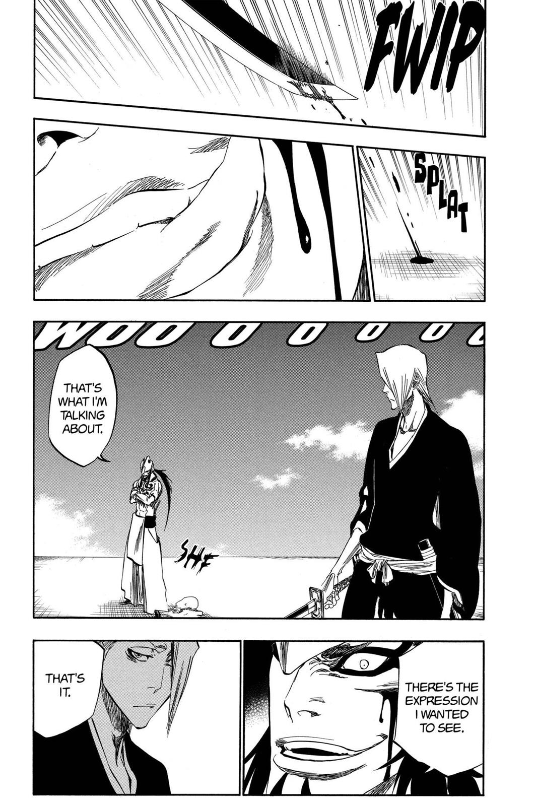 Bleach, Chapter 320 image 003