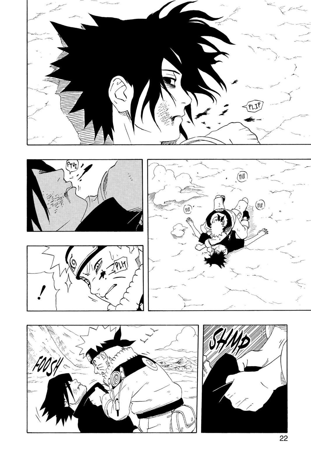 Naruto, Chapter 218 image 023