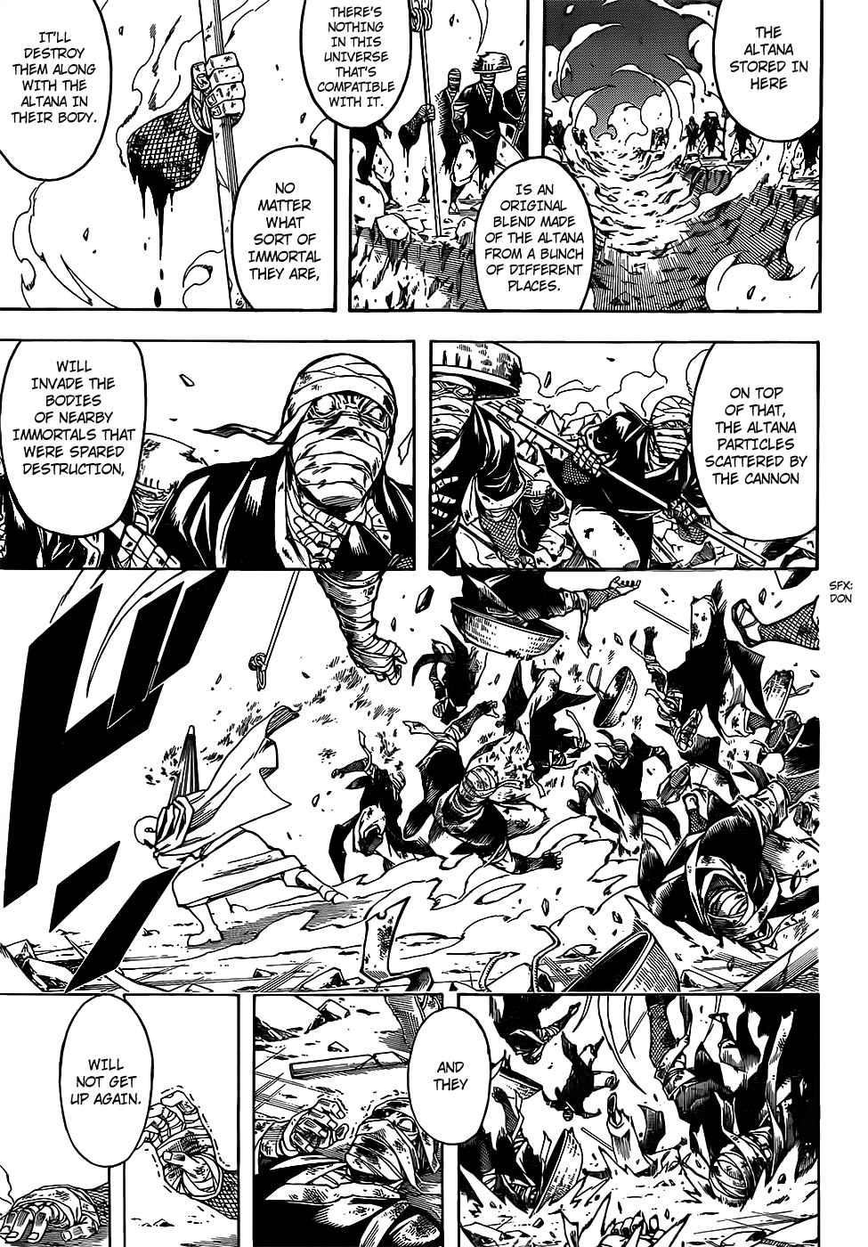 Gintama Chapter, 653 image 013
