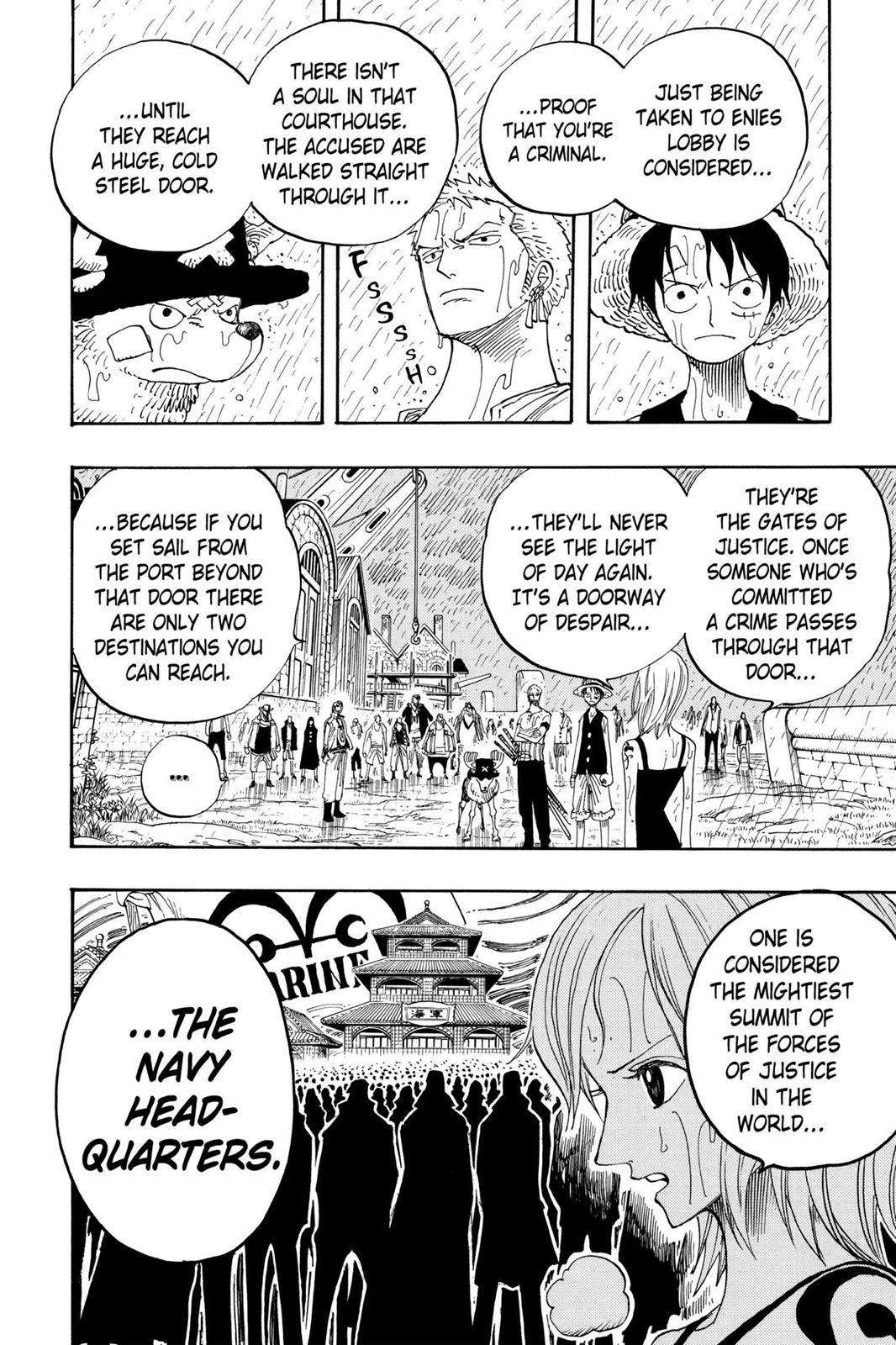 One Piece, Chapter 364 image 015