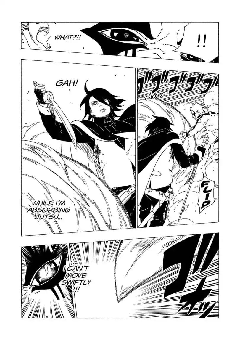 Boruto Manga, Chapter 37 image 039