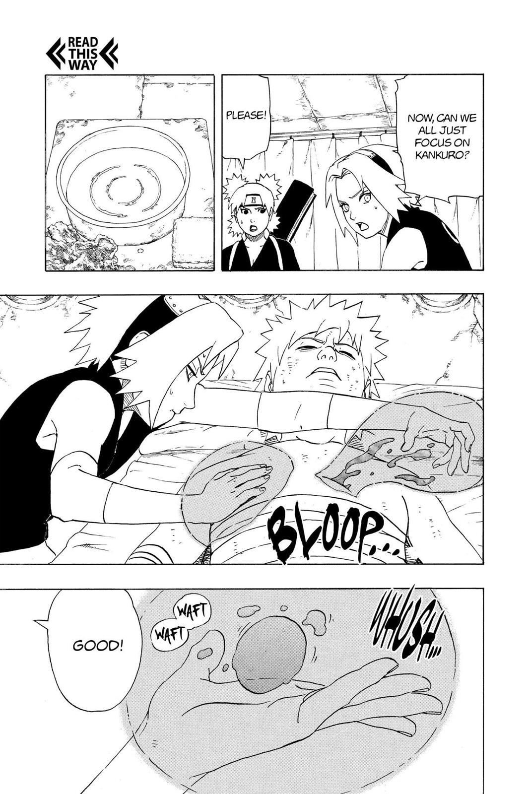 Naruto, Chapter 253 image 016