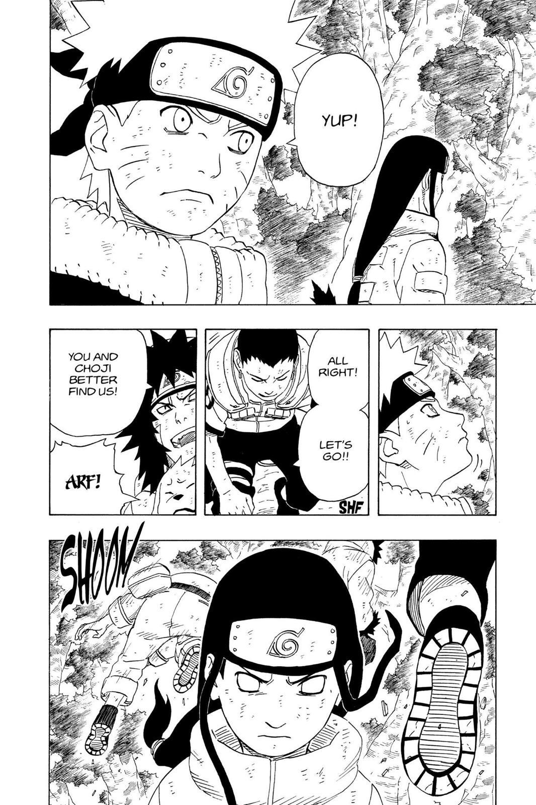 Naruto, Chapter 193 image 006