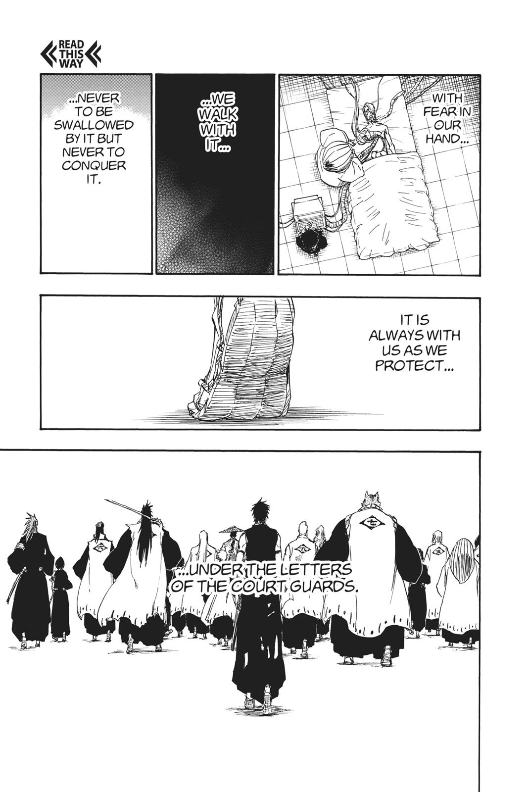 Bleach, Chapter 642 image 025