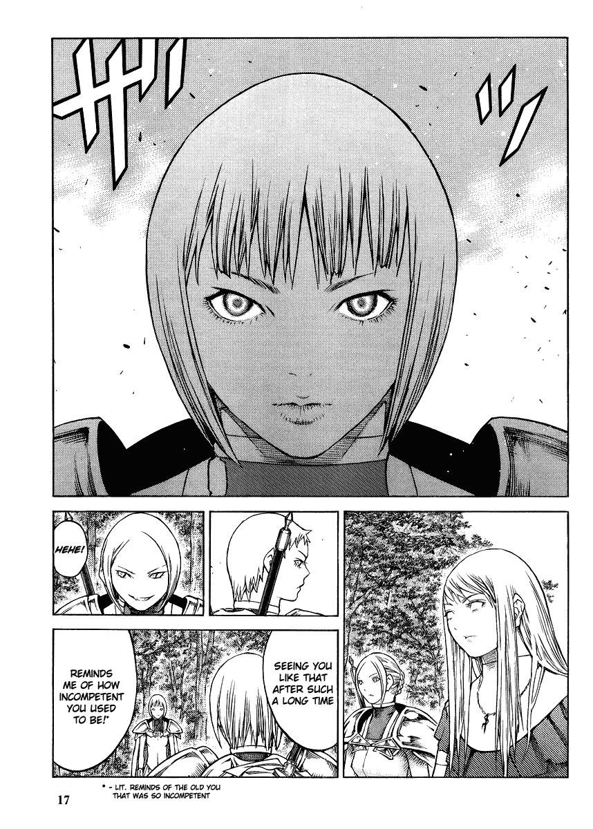 Claymore, Chapter 130 image 015