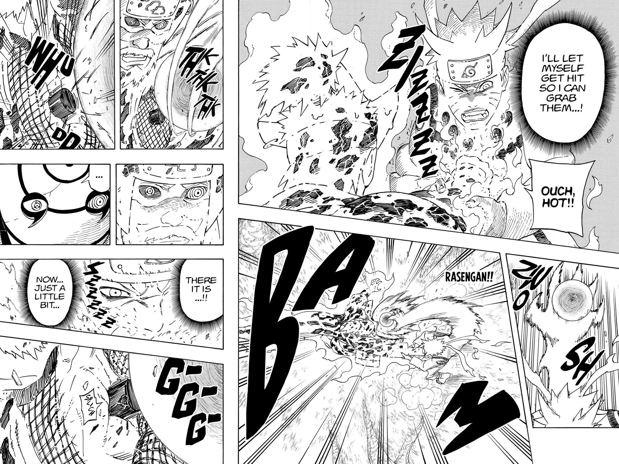 Naruto, Chapter 565 image 012