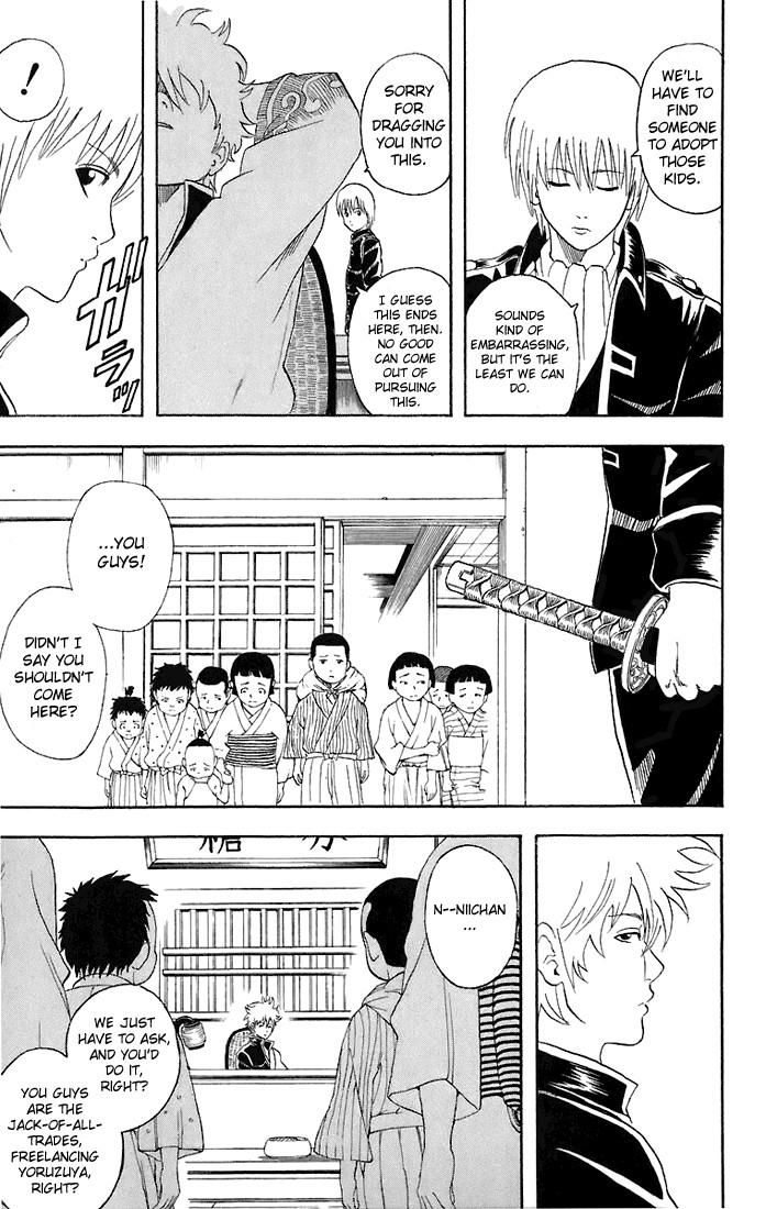 Gintama Chapter, 43 image 013