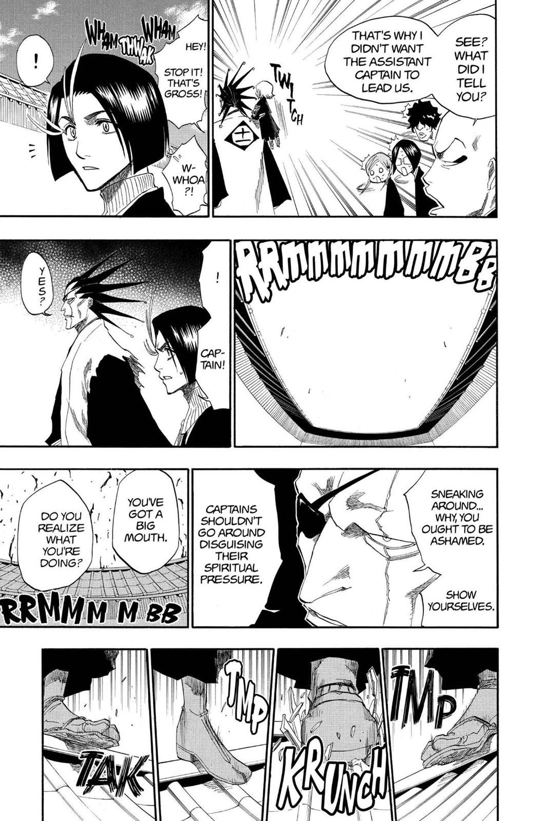 Bleach, Chapter 138 image 017