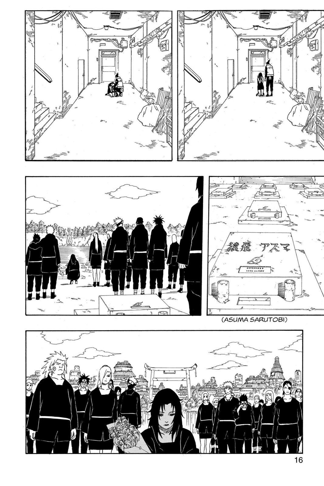 Naruto, Chapter 330 image 016