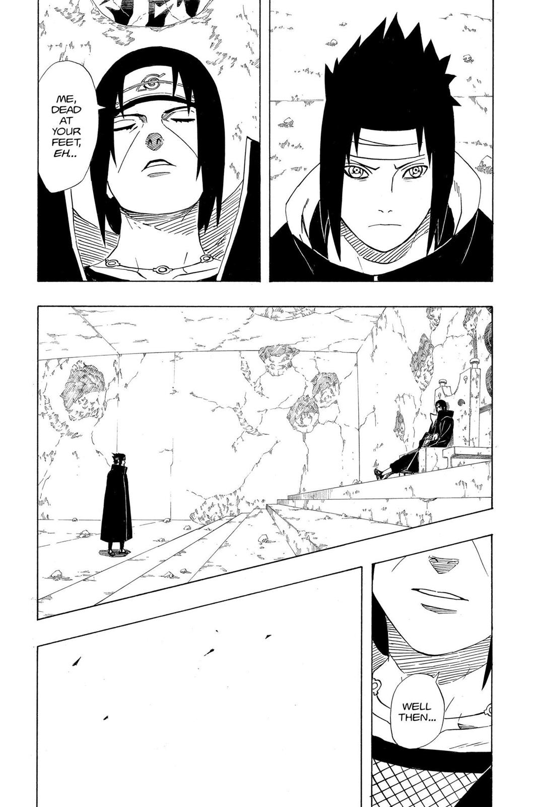 Naruto, Chapter 383 image 015
