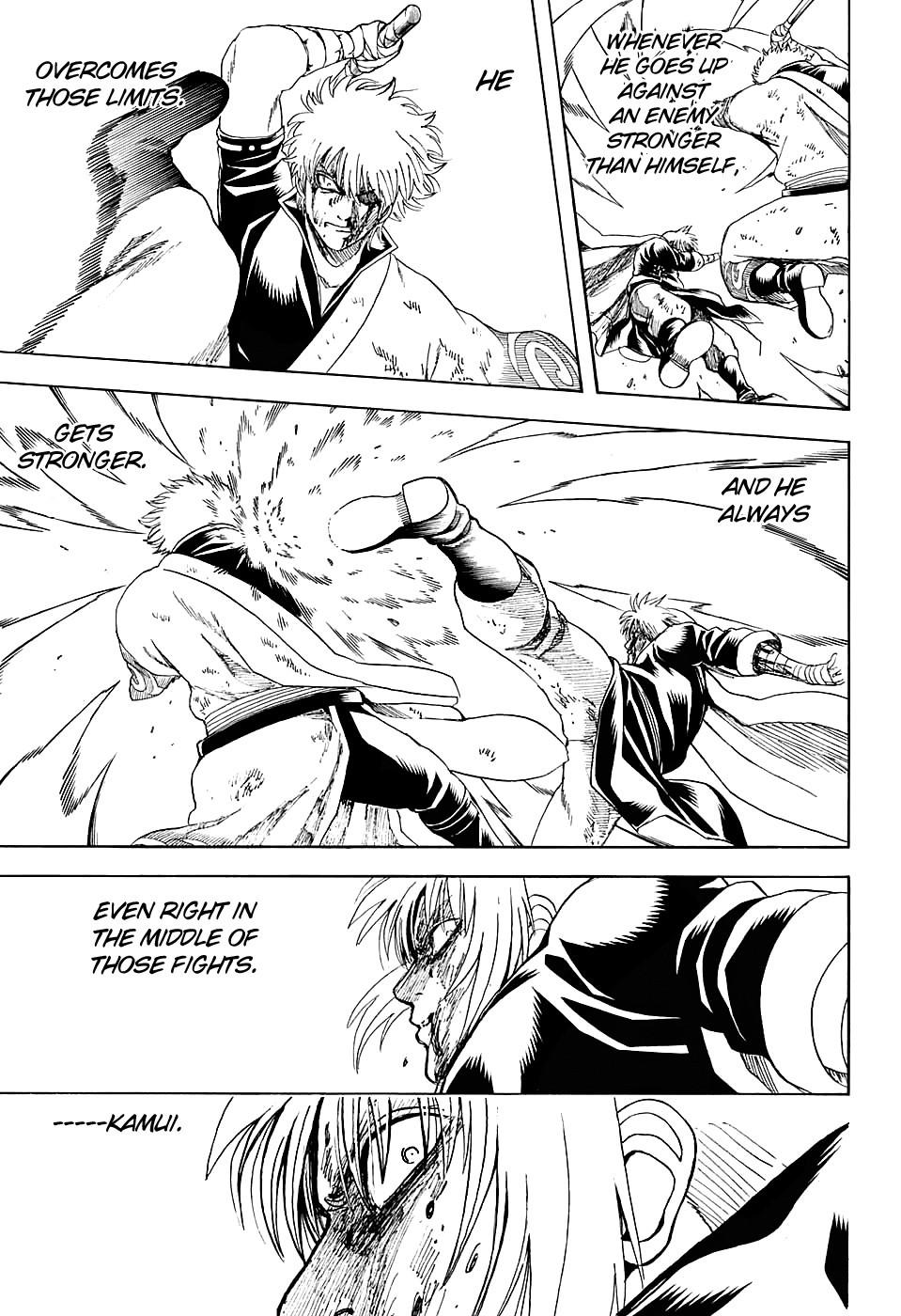 Gintama Chapter, 586 image 007