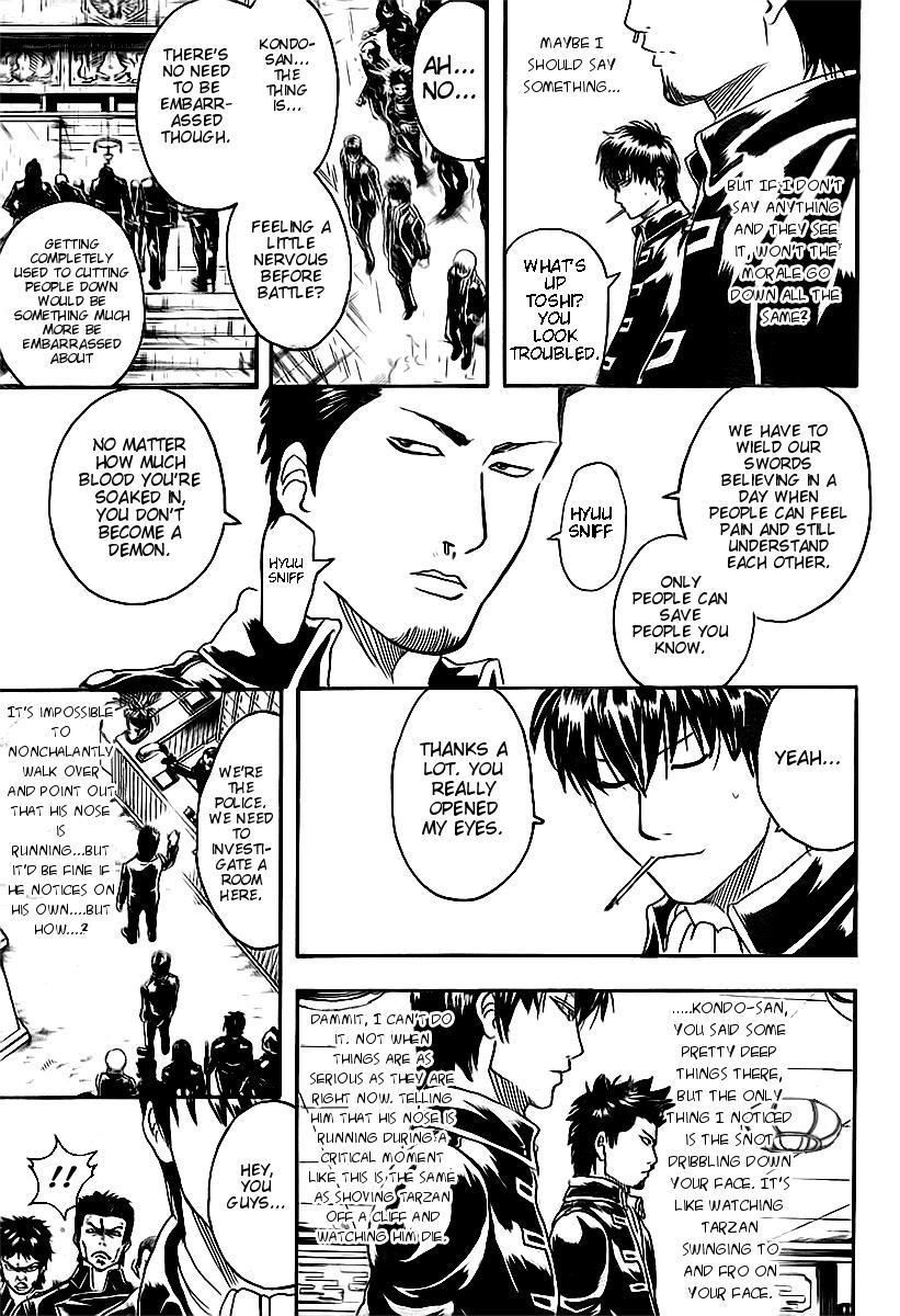 Gintama Chapter, 281 image 005