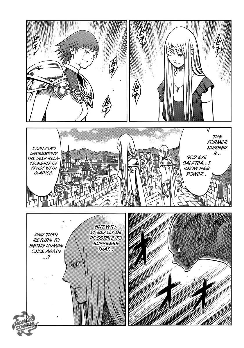 Claymore, Chapter 141 image 009