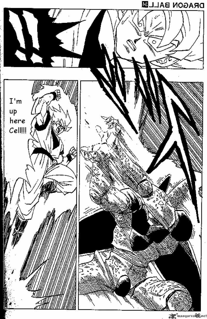 Dragon Ball, Chapter 400 image 004