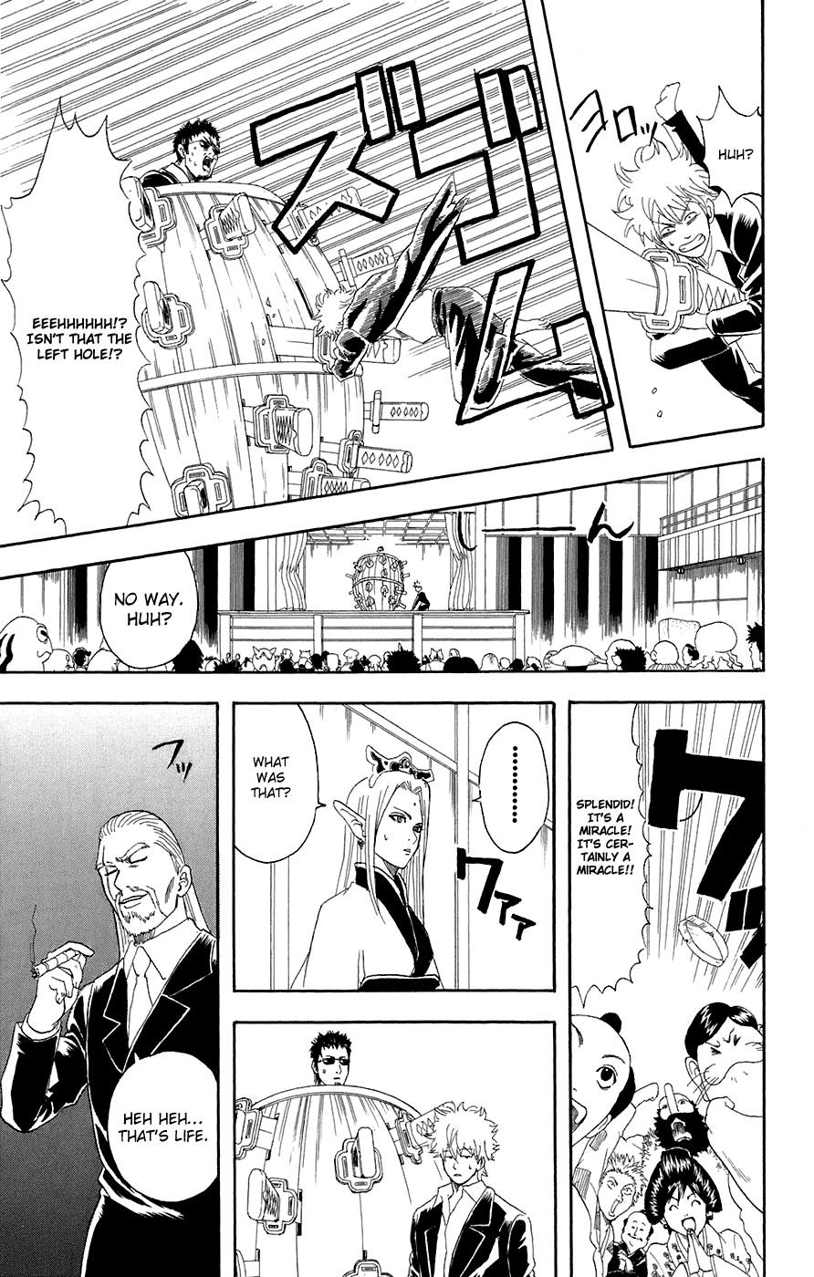 Gintama Chapter, 70 image 020